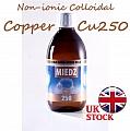300ml COPPER Colloidal Non-ionic Cu250 Nano 25ppm
