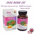 WILD ROSE Oil 90 Vegan Capsules 400 mg