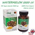 WATERMELON Oil - 90 Vegan Capsules 400 mg